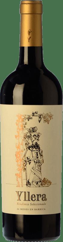 14,95 € Free Shipping | Red wine Yllera Vendimia Seleccionada Reserva I.G.P. Vino de la Tierra de Castilla y León Castilla y León Spain Bottle 75 cl