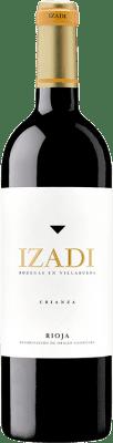 8,95 € Envoi gratuit   Vin rouge Izadi Crianza D.O.Ca. Rioja La Rioja Espagne Tempranillo Bouteille 75 cl