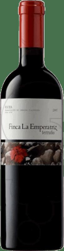 45,95 € Envoi gratuit | Vin rouge Hernáiz Finca La Emperatriz Terruño D.O.Ca. Rioja La Rioja Espagne Tempranillo Bouteille Magnum 1,5 L