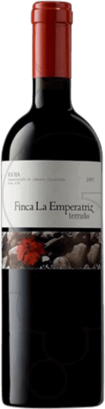 45,95 € Envío gratis | Vino tinto Hernáiz Finca La Emperatriz Terruño D.O.Ca. Rioja La Rioja España Tempranillo Botella Mágnum 1,5 L