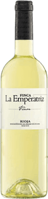 6,95 € Envoi gratuit | Vin blanc Hernáiz Finca La Emperatriz Joven D.O.Ca. Rioja La Rioja Espagne Viura Bouteille 75 cl
