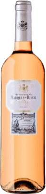 12,95 € Free Shipping   Rosé wine Marqués de Riscal Joven D.O.Ca. Rioja The Rioja Spain Tempranillo Magnum Bottle 1,5 L   Thousands of wine lovers trust us to get the best price guarantee, free shipping always and hassle-free shopping and returns.
