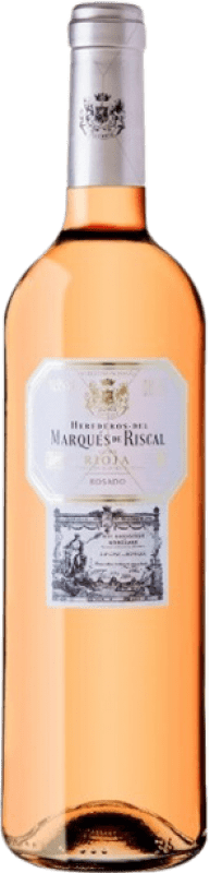 16,95 € Free Shipping   Rosé wine Marqués de Riscal Joven D.O.Ca. Rioja The Rioja Spain Tempranillo Magnum Bottle 1,5 L