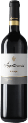 9,95 € Free Shipping | Red wine Campo Viejo Azpilicueta Crianza D.O.Ca. Rioja The Rioja Spain Tempranillo, Graciano, Mazuelo, Carignan Bottle 75 cl