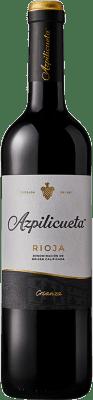 7,95 € Kostenloser Versand | Rotwein Campo Viejo Azpilicueta Crianza D.O.Ca. Rioja La Rioja Spanien Tempranillo, Graciano, Mazuelo, Carignan Flasche 75 cl