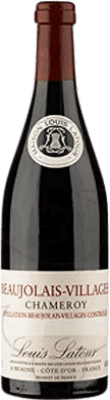 13,95 € Бесплатная доставка | Красное вино Louis Latour A.O.C. Beaujolais-Villages Франция Cabernet Franc, Gamay бутылка 75 cl