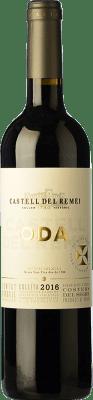 16,95 € Envoi gratuit | Vin rouge Castell del Remei Oda Crianza D.O. Costers del Segre Catalogne Espagne Tempranillo, Merlot, Cabernet Sauvignon Bouteille 75 cl