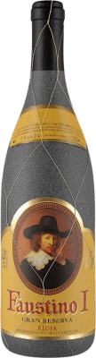18,95 € Free Shipping | Red wine Faustino I Gran Reserva D.O.Ca. Rioja The Rioja Spain Tempranillo, Graciano, Mazuelo, Carignan Bottle 75 cl