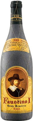 34,95 € Envoi gratuit | Vin rouge Faustino I Especial Gran Reserva 2000 D.O.Ca. Rioja La Rioja Espagne Tempranillo, Graciano, Mazuelo, Carignan Bouteille 75 cl