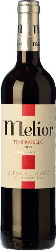 8,95 € Free Shipping | Red wine Matarromera Melior D.O. Ribera del Duero Castilla y León Spain Bottle 75 cl