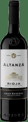 16,95 € Kostenloser Versand | Rotwein Altanza Lealtanza Gran Reserva D.O.Ca. Rioja La Rioja Spanien Tempranillo Flasche 75 cl