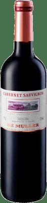 7,95 € Envoi gratuit | Vin rouge De Muller Crianza D.O. Tarragona Catalogne Espagne Cabernet Sauvignon Bouteille 75 cl