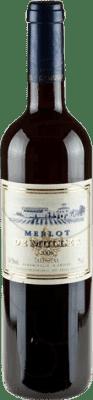 8,95 € Envoi gratuit | Vin rouge De Muller Negre Crianza D.O. Tarragona Catalogne Espagne Merlot Bouteille 75 cl