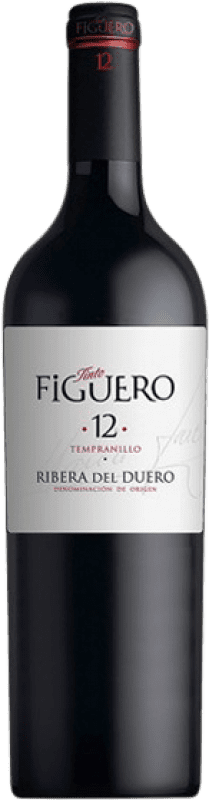 32,95 € Envoi gratuit   Vin rouge Figuero 12 meses Crianza D.O. Ribera del Duero Castille et Leon Espagne Tempranillo Bouteille Magnum 1,5 L