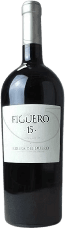 53,95 € Envoi gratuit   Vin rouge Figuero 15 meses Reserva D.O. Ribera del Duero Castille et Leon Espagne Tempranillo Bouteille Magnum 1,5 L