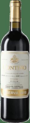 26,95 € Free Shipping | Red wine Viñedos del Contino Reserva D.O.Ca. Rioja The Rioja Spain Bottle 75 cl