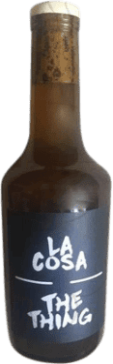 8,95 € Envío gratis | Vino generoso Maestro Tejero La Cosa-The Thing I.G.P. Vino de la Tierra de Castilla y León Castilla y León España Moscatel Media Botella 37 cl