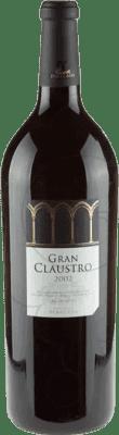74,95 € Envío gratis | Vino tinto Perelada G. Claustro D.O. Empordà Cataluña España Merlot, Garnacha, Cabernet Sauvignon, Mazuelo, Cariñena Botella Mágnum 1,5 L