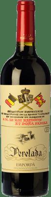 14,95 € Free Shipping   Red wine Perelada Reina Fabiola Reserva D.O. Empordà Catalonia Spain Merlot, Syrah, Grenache, Cabernet Sauvignon, Mazuelo, Carignan Bottle 75 cl