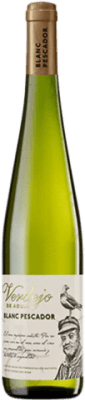 3,95 € Free Shipping | White sparkling Perelada Pescador Catalonia Spain Verdejo Bottle 75 cl | Thousands of wine lovers trust us to get the best price guarantee, free shipping always and hassle-free shopping and returns.