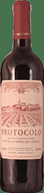 3,95 € Envoi gratuit   Vin rouge Dominio de Eguren Protocolo Joven La Rioja Espagne Tempranillo Bouteille 75 cl