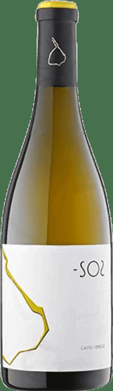 18,95 € Envío gratis   Vino blanco Castell d'Encús -SO2 Crianza D.O. Costers del Segre Cataluña España Sauvignon Blanca, Sémillon Botella 75 cl