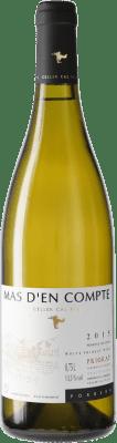 19,95 € Envoi gratuit | Vin blanc Cal Pla Mas d'en Compte Crianza D.O.Ca. Priorat Catalogne Espagne Bouteille 75 cl