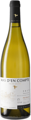 19,95 € Free Shipping | White wine Cal Pla Mas d'en Compte Crianza D.O.Ca. Priorat Catalonia Spain Bottle 75 cl