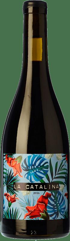 18,95 € Free Shipping | Red wine Vall Llach La Catalina Crianza D.O.Ca. Priorat Catalonia Spain Grenache Bottle 75 cl