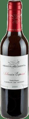 14,95 € Free Shipping | Red wine Abadía Retuerta Selección Especial Crianza I.G.P. Vino de la Tierra de Castilla y León Castilla y León Spain Tempranillo, Syrah, Cabernet Sauvignon Half Bottle 37 cl