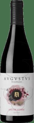 12,95 € Free Shipping | Red wine Augustus Ull de Llebre Crianza D.O. Penedès Catalonia Spain Tempranillo Bottle 75 cl
