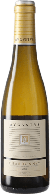 8,95 € Free Shipping | White wine Augustus Crianza D.O. Penedès Catalonia Spain Chardonnay Half Bottle 37 cl