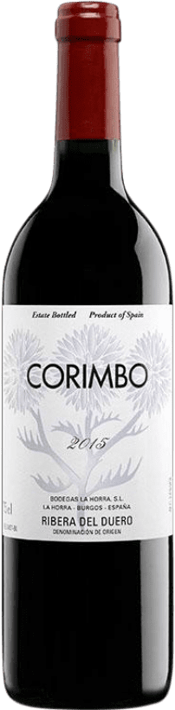 39,95 € Envoi gratuit | Vin rouge La Horra Corimbo Crianza D.O. Ribera del Duero Castille et Leon Espagne Tempranillo Bouteille Magnum 1,5 L