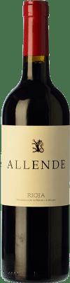 18,95 € Envío gratis | Vino tinto Allende Reserva D.O.Ca. Rioja La Rioja España Botella 75 cl