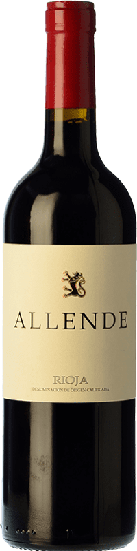 18,95 € Free Shipping | Red wine Allende Reserva D.O.Ca. Rioja The Rioja Spain Bottle 75 cl