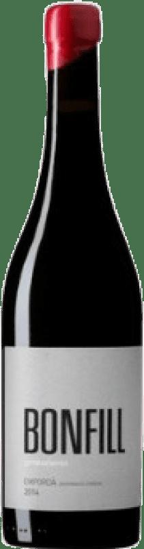 21,95 € Envío gratis | Vino tinto Arché Pagés Bonfill Crianza D.O. Empordà Cataluña España Botella 75 cl
