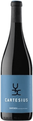 14,95 € Free Shipping | Red wine Arché Pagés Cartesius Negre Crianza D.O. Empordà Catalonia Spain Bottle 75 cl