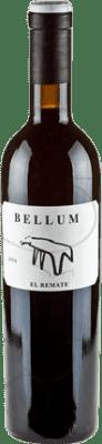 16,95 € Free Shipping | Fortified wine Vinos del Atlántico Bellum el Remate Dolç Sweet D.O. Yecla Levante Spain Monastrell Half Bottle 50 cl