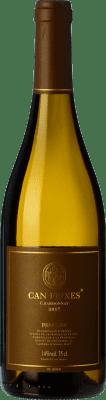 19,95 € Kostenloser Versand | Weißwein Huguet de Can Feixes Crianza D.O. Penedès Katalonien Spanien Chardonnay Flasche 75 cl