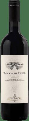 58,95 € Free Shipping | Red wine Tormaresca Bocca di Lupo Otras D.O.C. Italia Italy Aglianico Bottle 75 cl