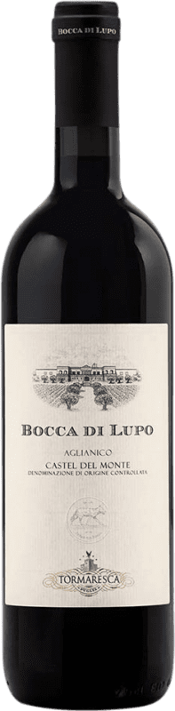 48,95 € Envoi gratuit   Vin rouge Tormaresca Bocca di Lupo Otras D.O.C. Italia Italie Aglianico Bouteille 75 cl