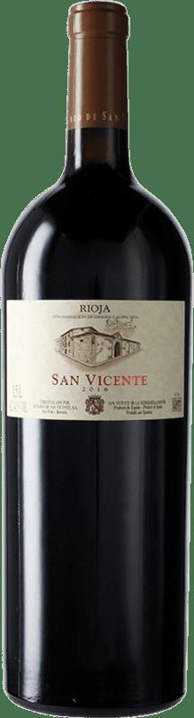 86,95 € Envoi gratuit   Vin rouge Señorío de San Vicente D.O.Ca. Rioja La Rioja Espagne Tempranillo Bouteille Magnum 1,5 L