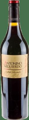 21,95 € Envío gratis | Vino tinto Bodegas Izquierdo Vendimia Seleccionada D.O. Ribera del Duero Castilla y León España Botella 75 cl