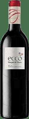 4,95 € Envoi gratuit   Vin rouge Marqués de Vitoria Ecco Joven D.O.Ca. Rioja La Rioja Espagne Tempranillo Bouteille 75 cl
