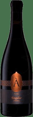45,95 € Envío gratis | Vino tinto El Molí Collbaix Singular Àmfora Crianza D.O. Pla de Bages Cataluña España Mandó, Sumoll Botella 75 cl