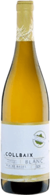 11,95 € Free Shipping | White wine El Molí Collbaix Picapoll Joven D.O. Pla de Bages Catalonia Spain Macabeo, Picapoll Bottle 75 cl