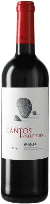 8,95 € Kostenloser Versand | Rotwein Finca Valpiedra Cantos de Valpiedra Crianza D.O.Ca. Rioja La Rioja Spanien Tempranillo Flasche 75 cl