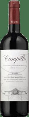 27,95 € Free Shipping | Red wine Campillo Reserva D.O.Ca. Rioja The Rioja Spain Tempranillo Magnum Bottle 1,5 L