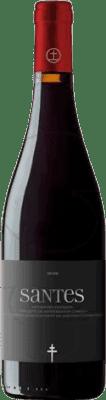 11,95 € Free Shipping | Red wine Portal del Montsant Santes D.O. Montsant Catalonia Spain Tempranillo Magnum Bottle 1,5 L
