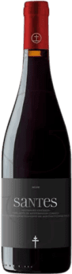 12,95 € Kostenloser Versand | Rotwein Portal del Montsant Santes D.O. Montsant Katalonien Spanien Tempranillo Magnum-Flasche 1,5 L